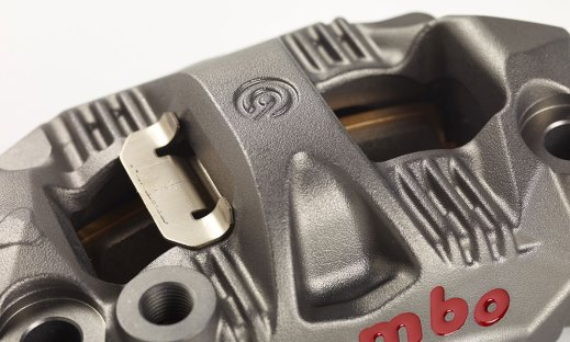 Brembo GP4-RS Monobloc 108mm Radial Cast Caliper Kit