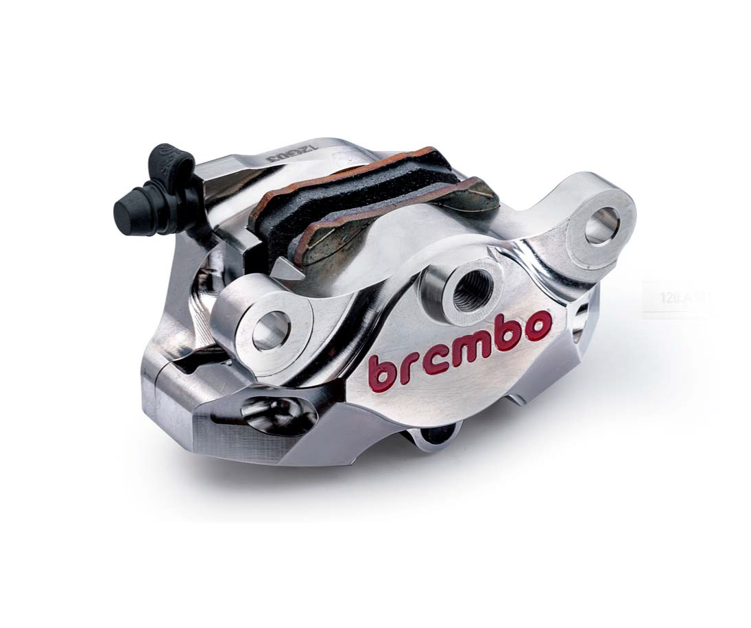 Brembo 84 Mm Axial Rear Cnc Billet Caliper Kit Caliper